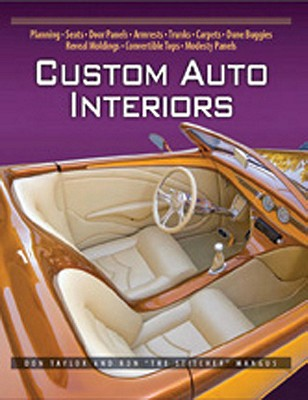 Custom Auto Interiors By Taylor, Don/ Mangus, Ron